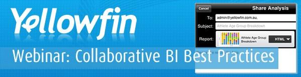Collaborative Teaching Best Practices ~ Webinar event collaborative bi best practices yellowfin