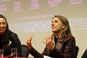 Women can break through to a career in tech