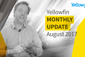 August was hot at Yellowfin