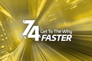 Data Analysts: Get to the answer faster than ever before with 7.4