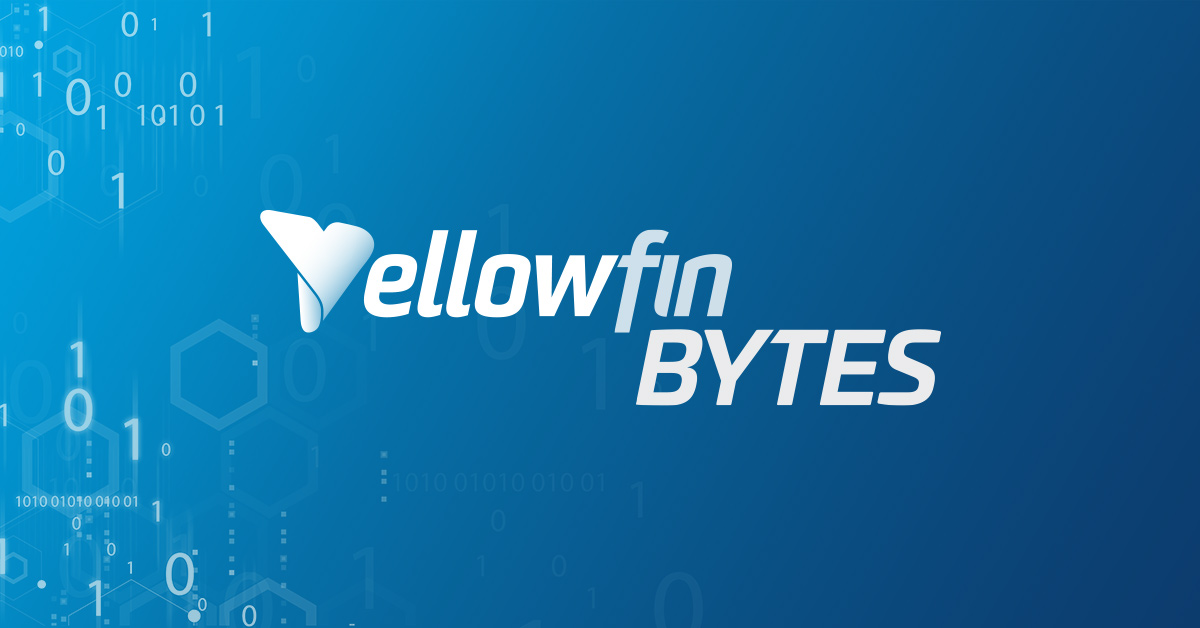 Yellowfin Bytes: Advancing with Dates