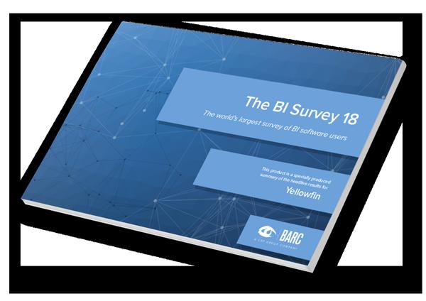 BARC - The BI Survey 18