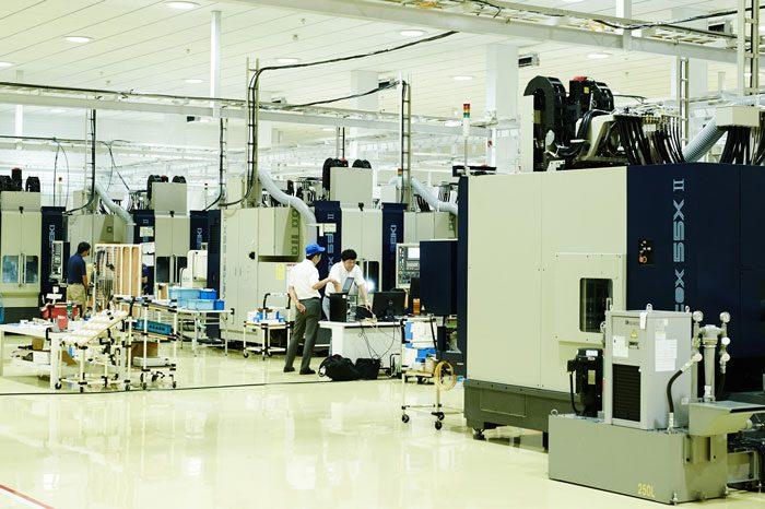 Inside the AeroEdge Factory
