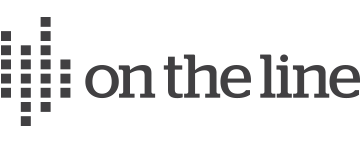 On The Line Logo