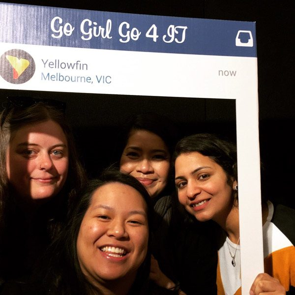 GoGirl, Go for IT, VicICT