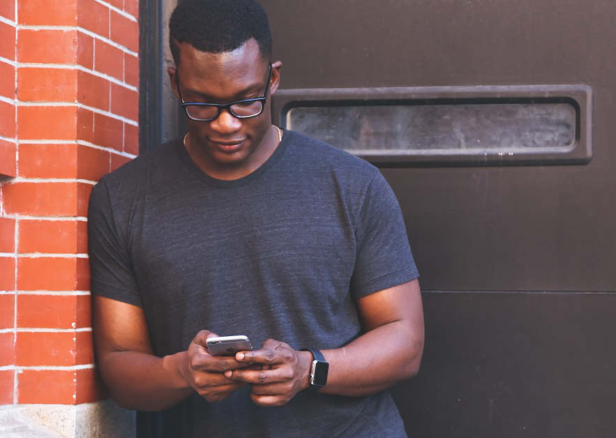 The way people consume data is changing