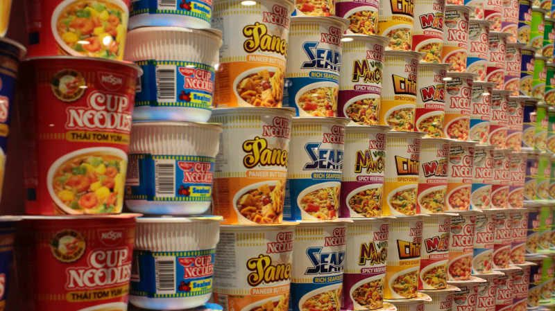Need mobile BI like ramen noodles - instant, valuable, and just what you want