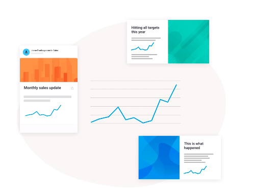 Yellowfin data storytelling