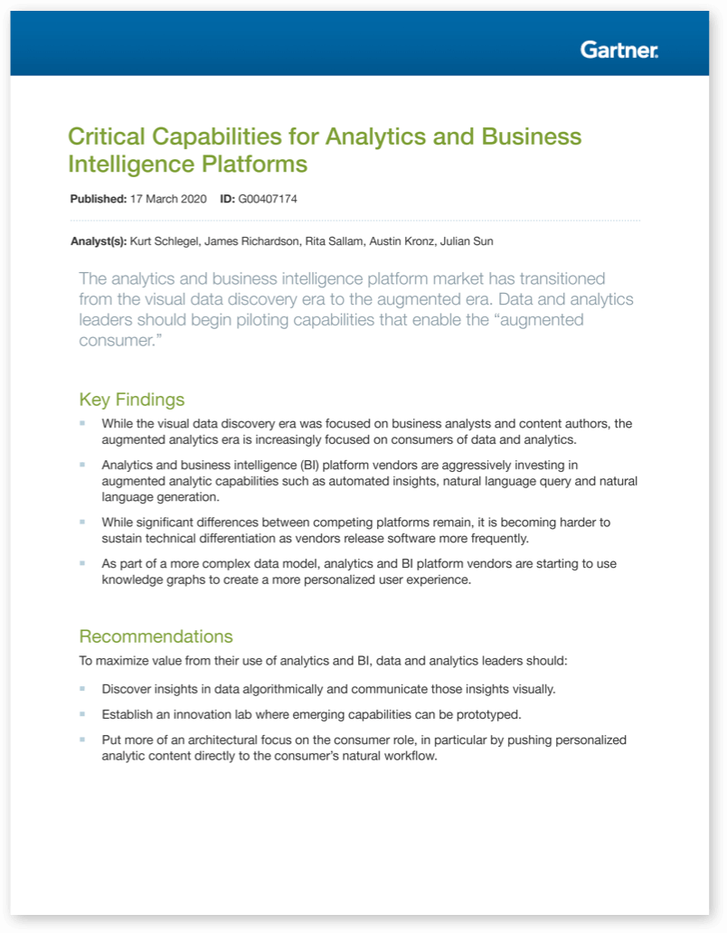 Gartner Critical Capabilities heder image