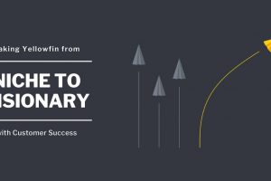 How Customer Success helped take a SaaS company from Niche to Visionary in just 3 years