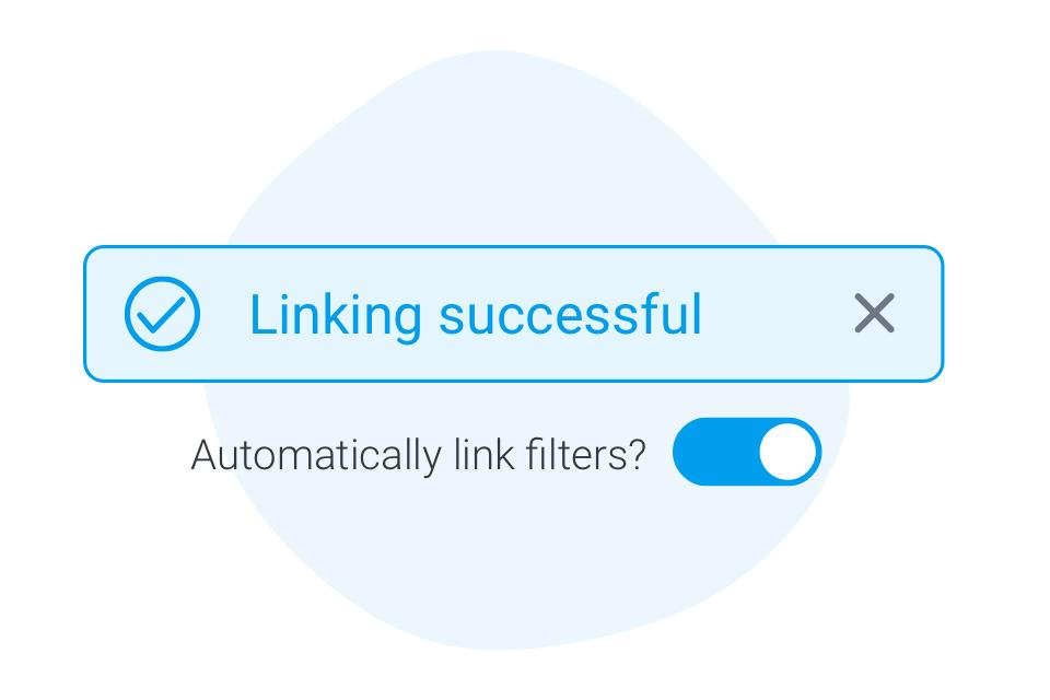 Filter Auto Linking