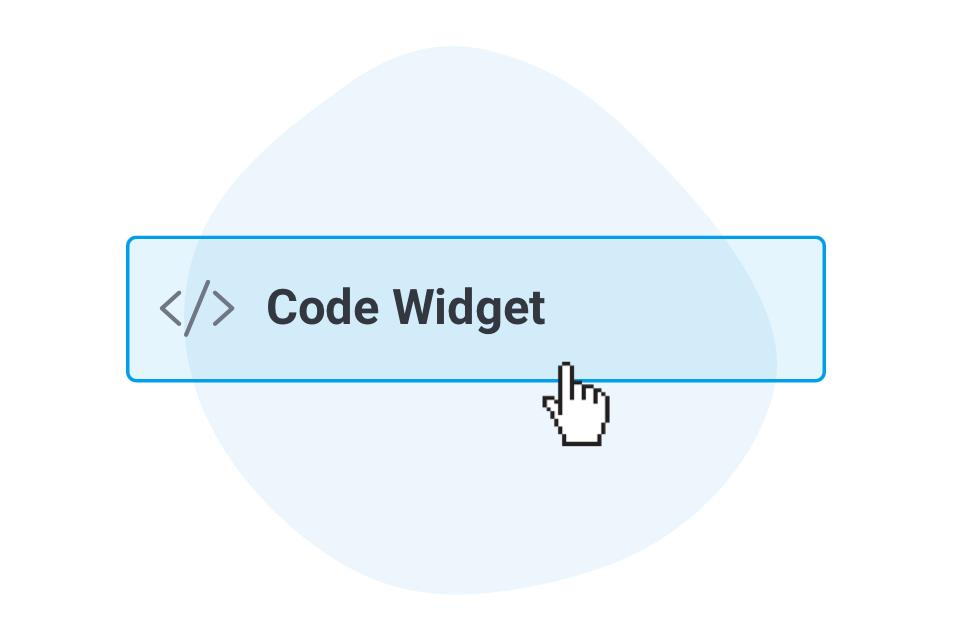 Code Widgets